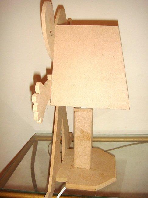 Armario Fruteira ~ Artesanato em madeira u2013 Abajur infantil u2013 Papo de comadre